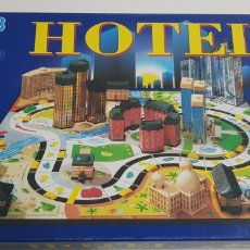 Juegos de mesa: JUEGO - HOTEL - MB JUEGOS - COMPLETO - ARM01. Lote 150358862
