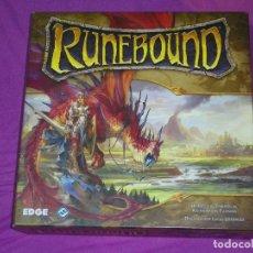 Juegos de mesa: RUNEBOUND - JUEGO DE MESA - EDGE. Lote 150652810