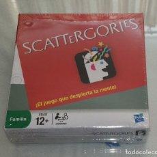 Juegos de mesa: SCATTERGORIES -JUEGO DE VIAJE-. Lote 150657510