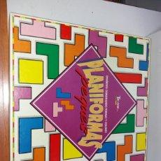 Juegos de mesa: PLANIFORMAS PEQUES TRI-ONE. Lote 150664790
