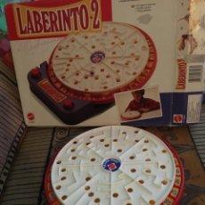 Juegos de mesa: JUEGO LABERINTO 2 MATTEL AÑOS 80. Lote 151927873