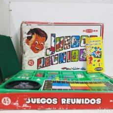 Juegos de mesa: JUEGOS REUNIDOS GEYPER. Lote 150753272
