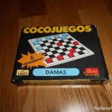 Juegos de mesa: COCOJUEGO DE EVALAND (LA MARCA DE LOS COCOCRASH). DAMAS. REF 14002 COMPARTIR LOTE. Lote 150790206