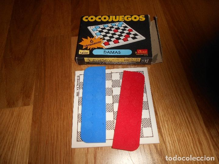 Juegos de mesa: Cocojuego de Evaland (la marca de los Cococrash). Damas. Ref 14002 Compartir lote - Foto 2 - 150790206
