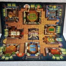 Juegos de mesa: TABLERO DE JUEGO CLUEDO + MANUAL CREO Y OTROS - 50 X 50.CM APROX. Lote 150799802