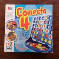 Juegos de mesa: CONECTA 4 DE MB DE HASBRO. Lote 150833734