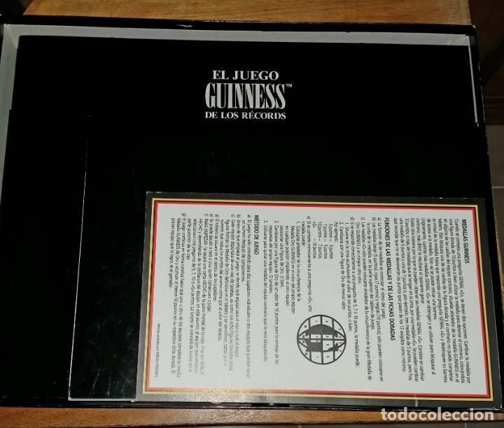 Juegos de mesa: JUEGO DE MESA GUINESS DE LOS RECORDS - Foto 2 - 150916078