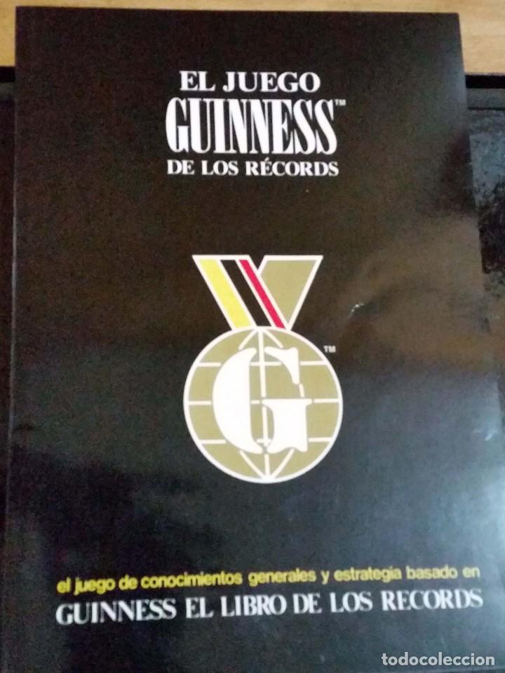 Juegos de mesa: JUEGO DE MESA GUINESS DE LOS RECORDS - Foto 3 - 150916078