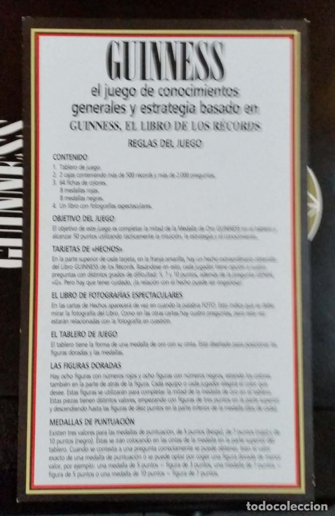 Juegos de mesa: JUEGO DE MESA GUINESS DE LOS RECORDS - Foto 7 - 150916078