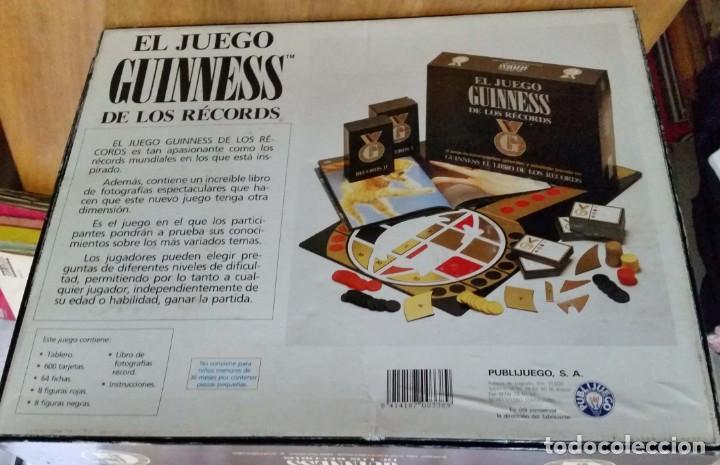 Juegos de mesa: JUEGO DE MESA GUINESS DE LOS RECORDS - Foto 9 - 150916078