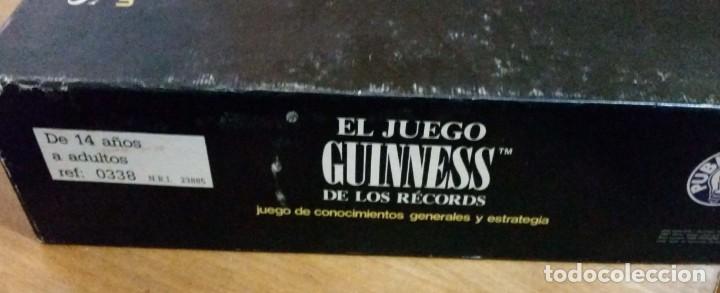Juegos de mesa: JUEGO DE MESA GUINESS DE LOS RECORDS - Foto 10 - 150916078