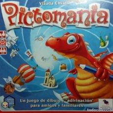 Juegos de mesa: PICTOMANIA. Lote 150920314
