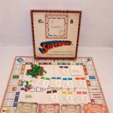 Juegos de mesa: SUPERPOLY JUEGO DE MESA CEFA AÑOS 80. Lote 150952848