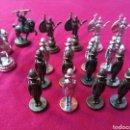 Juegos de mesa: LOTE 24 PIEZAS FIGURAS SEVILLANAS SEISES GIRALDA TORRE DEL ORO CID CAMPEADOR SAN FERNANDO. Lote 150956764