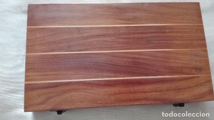 Juegos de mesa: backgammon de madera gran calidad - Foto 4 - 150981282