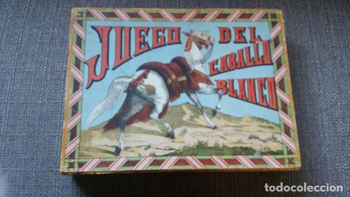 JUEGO DEL CABALLO (Juguetes - Juegos - Juegos de Mesa)