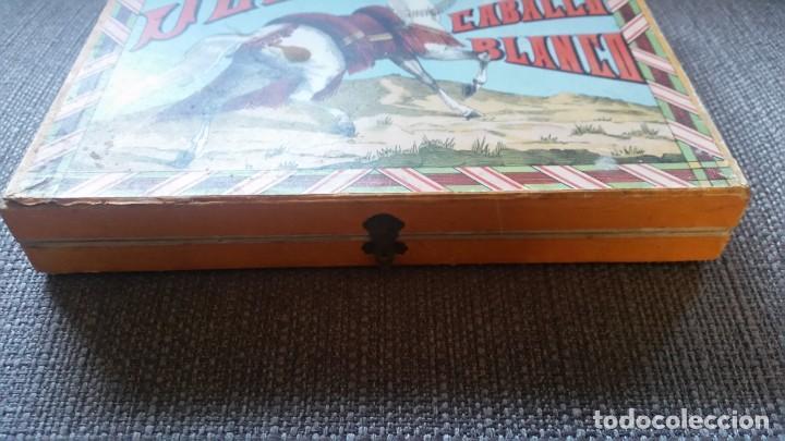 Juegos de mesa: Juego del caballo - Foto 2 - 151027562