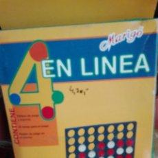Juegos de mesa: CUATRO ONLINE. Lote 151373066
