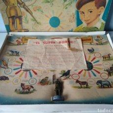 Juegos de mesa: JUEGO SUPER ROBOT DE CEFA. Lote 151457548