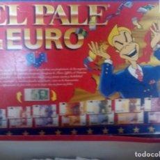 Juegos de mesa: JUEGO EL PALE DEL EURO DE CEFA TOYS. Lote 151457814