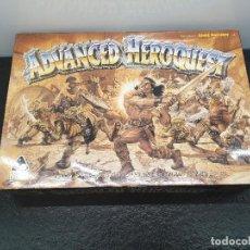 Juegos de mesa: ADVANCED HEROQUEST. GAMES WORKSHOP. (ENVÍO 4,31€). Lote 151463126