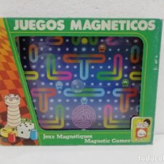 Juegos de mesa: JUEGO MAGNÉTICO COME COCOS CHICOS AÑOS 80 ALMACÉN . Lote 151463438