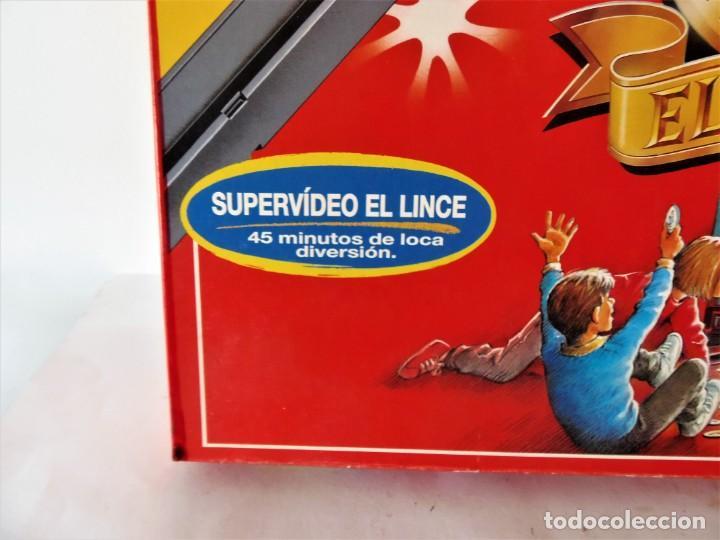Juegos de mesa: Juego de mesa El Lince con vídeo VHS de Educa - Foto 2 - 151510278