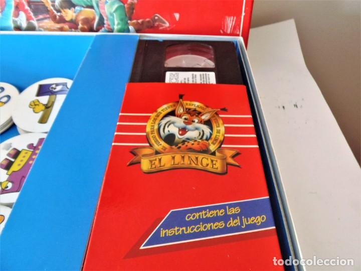 Juegos de mesa: Juego de mesa El Lince con vídeo VHS de Educa - Foto 6 - 151510278