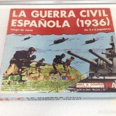 Juegos de mesa: LA GUERRA CIVIL ESPAÑOLA NAC & COOPER.. Lote 151555964