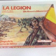 Juegos de mesa: LA LEGIÓN NAC & COOPER NUEVO.. Lote 151556370