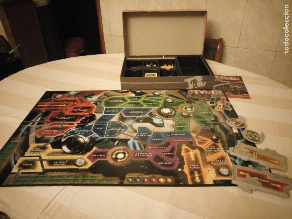 Juegos de mesa: RISK - TRANSFORMERS - PARKER BROTHERS - CYBERTRON BATTLE EDITION - 2007,hasbro - Foto 4 - 151621350