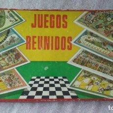 Juegos de mesa: JUEGOS REUNIDOS COROMINAS - AÑOS 50. Lote 151649398