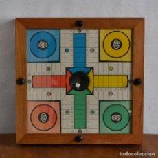 Juegos de mesa: PARCHIS AUTOMATICO INFASOL AÑOS 50. Lote 151845798