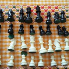 Juegos de mesa: AJEDREZ MAGNETICO PEQUEÑO EN PLASTICO, AÑOS 70. Lote 151891334