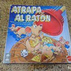 Juegos de mesa: ATRAPA EL RATÓN, MATTEL . Lote 152122382