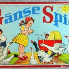 Juegos de mesa: GÄNSE SPIEL ( JUEGO DE GANSOS ALEMANIA). Lote 152190834
