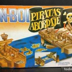 Juegos de mesa: PIN BOLL PIRATAS AL ABORDAJE- CEFA. Lote 152220038