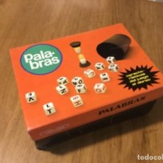 Juegos de mesa: PALABRAS, JUEGO DE FORMACIÓN DE PALABRAS CON DADOS DE VECTOR. Lote 152338558