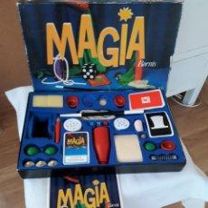 Juegos de mesa: ANTIGUO MAGIA BORRAS 75 TRUCOS. Lote 152514594