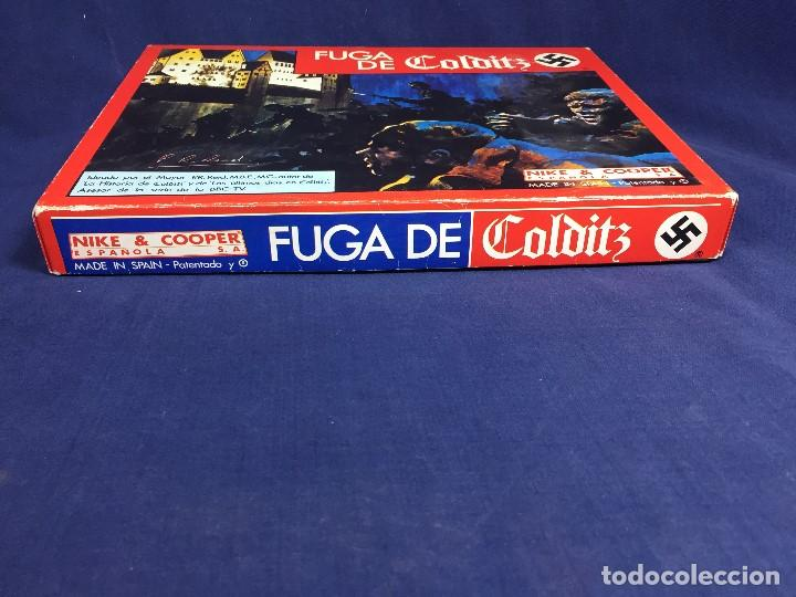 Juegos de mesa: JUEGO DE MESA FUGA DE COLDITZ NIKE &COOPER ESPAÑOLA S.A. COMPLETO 4X27X37CMS - Foto 2 - 152572878