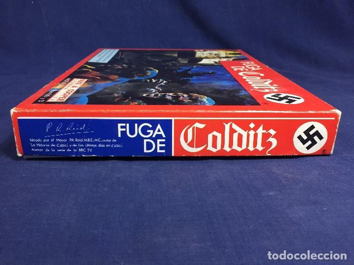 Juegos de mesa: JUEGO DE MESA FUGA DE COLDITZ NIKE &COOPER ESPAÑOLA S.A. COMPLETO 4X27X37CMS - Foto 4 - 152572878