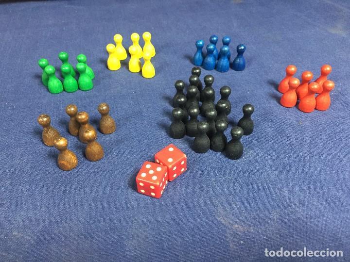 Juegos de mesa: JUEGO DE MESA FUGA DE COLDITZ NIKE &COOPER ESPAÑOLA S.A. COMPLETO 4X27X37CMS - Foto 7 - 152572878