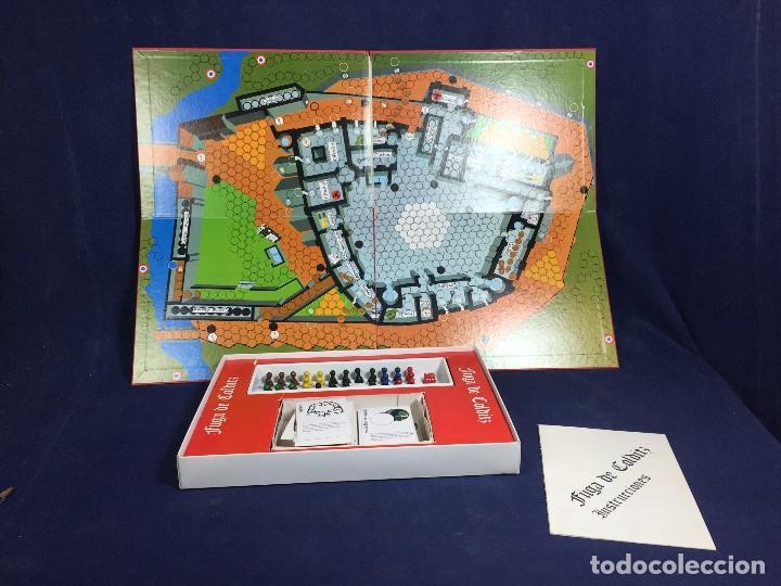 Juegos de mesa: JUEGO DE MESA FUGA DE COLDITZ NIKE &COOPER ESPAÑOLA S.A. COMPLETO 4X27X37CMS - Foto 14 - 152572878