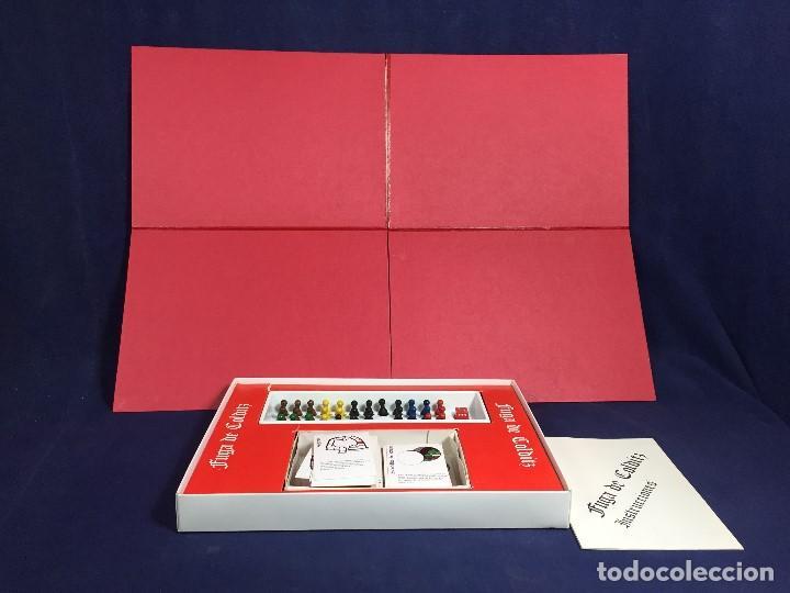 Juegos de mesa: JUEGO DE MESA FUGA DE COLDITZ NIKE &COOPER ESPAÑOLA S.A. COMPLETO 4X27X37CMS - Foto 15 - 152572878