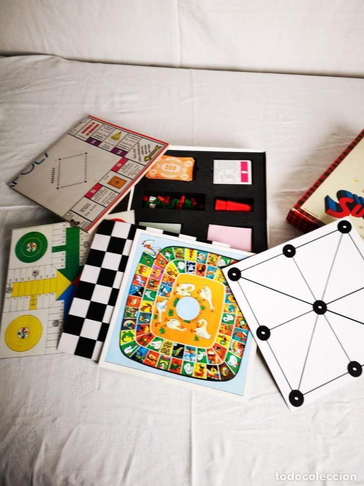 Juegos de mesa: SUPERPOLY - JUEGO DE MESA Y TABLERO - Foto 2 - 152829894