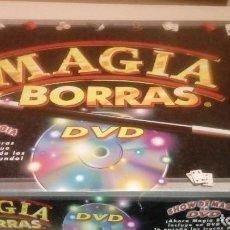Jogos de mesa: GARAJE JUEGO DE MESA MAGIA BORRAS LE FALTAN PIEZAS Y EL DVD VER FOTOS . Lote 153410654