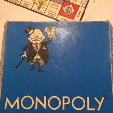 Juegos de mesa: JUEGO MONOPOLI AÑOS 60. Lote 153489316