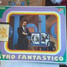 Juegos de mesa: JUEGO ROSTRO FANTÁSTICO LEER ANTES. Lote 153451716