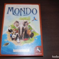 Juegos de mesa: JUEGO DE MESA MONDO. COMPLETO. Lote 153604350