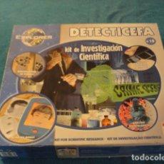 Juegos de mesa: LOTE JUEGO MESA DETECTICEFA COMPLETO CEFA TOYS.. Lote 153785190